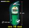 ถังดับเพลิง สีเขียว สารสะอาด BF2000 (ขนาด 10 ปอนด์) ดับไฟ A B C
