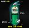 ถังดับเพลิง สีเขียว สารสะอาด BF2000 (ขนาด 20 ปอนด์) ดับไฟ A B C