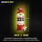 """ถังดับเพลิง สีแดง """"ชนิดผงเคมีแห้ง""""สูตรพิเศษ (ขนาด 2 ปอนด์) ดับไฟ A B (C)"""