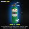 ถังดับเพลิง สีเขียว สารสะอาด BF2000 (ขนาด 5 ปอนด์) ดับไฟ A B C