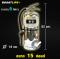 ถังดับเพลิง โฟม Per-Mix Foam ถังสแตนเลส (ุ6ลิตร 15 ปอนด์) ดับไฟ A B