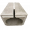 รางระบายน้ำรูปตัวโอ O-GUTTER (รางน้ำปากแคบ)(เสริมเหล็กฉากและธรรมดา) O型排水管(窄口型排水槽)