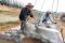 หินเรียงสำเร็จรูป Slope Protection Block (บล็อกกันหน้าดิน)/แมทเทรสคอนกรีต(Concrete Mattress) with C-Bar Technolgy