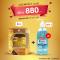 นมผึ้งรอยัลบี 60 แคปซูล แถมเจล 1 ขวด