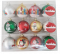 BAUBLE PACK 70 mm.