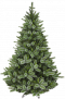 FROSTED DELUXE NEW CAROLINA SPRUCE TREE