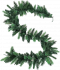 9ft Frosted New Carolina Spruce Garland