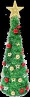 "21"" CHRISTMAS TREE DECORATION"