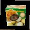 ลำไยอบแห้งเนื้อสีทอง เกรด 1A (ลูกเล็ก) น้ำหนัก 100 กรัม