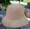 CLOCHE RAFFIA COMFY HAT