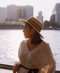 BOATER RAFFIA HAT COLLECTION