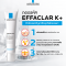 Set ลา โรช-โพเซย์ เอฟฟาคลาร์ ดูโอ[+]มอยส์เจอร์ไรเซอร์ บำรุงผิวหน้า ช่วยลดปัญหาสิว +C21 Facial Cleansing Gel CREATION No. 0 Hypersensitive Skin