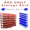Box Shelf Storage Rack