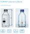 Laboratory bottles 2000 ml