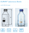 Laboratory bottles 1000 ml
