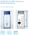 Laboratory bottles 2000 ml