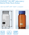 Laboratory bottles wide neck Amber 2000 ml