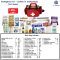 HIGRIMM FIRST AID KIT for WORKPLACES (34 items)