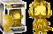 Gold Chrome Doctor Strange #439 Funko Pop! Marvel : Doctor Strange