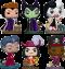 Funko Pop! DISNEY : Disney Villains