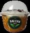 แก้วแคปซูน+ฝาโดม 12 ออนซ์ (100ใบ)