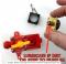Duotight - Blowtie 2 Spunding Valve /Pressure Relief with Integrated Gauge 0-15psi
