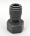 """duotight - 9.5mm (3/8"""") Female x 5/8"""" Female Thread (suits Keg Couplers and Tap Shanks)"""