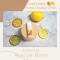 """บาล์มอโรม่า OOW Balm ยาหม่องอโรม่า ยาดม ยานวด จากน้ำมันหอมระเหย 100% กลิ่น """"Citrus"""" (Yuzu Orange x Squeeze Lemon)"""