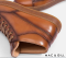 PLAYTIME LEATHER ANKLE BOOTS GENUINE LEATHER Brown