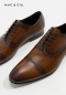 OXFORDS LEATHER LACE-UPS MEN'S SHOES FORMAL AND BUSINESS WEAR