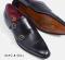 รองเท้าผู้ชายหนังแท้สวมใส่ทางการคลาสสิก Premium Gallardo Monk Strap GOODYEAR WELT