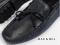 รองเท้าหนังแท้โลฟเฟอร์ Driving Moccasins Leather Shoes
