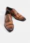 รองเท้าผู้ชายแบบทอผูกเชือกทางการ TWO TONE DERDY