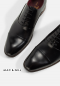 BLACK OXFORDS LEATHER SHOES SAN DIEGO