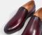 รองเท้าแบบสวมหนังแท้ VENEZIA business leather shoes