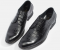 CROC DERBY leather oxford business shoes