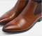 CHELSEA LEATHER BOOTS SIDE STRAP - MAC & GILL