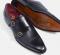 รองเท้าแบบสวมผู้ชายแบบทางการ Gallardo Monk Strap GOODYEAR WELT