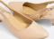 Mac & Gill Meronezzi Slingback Low-Heel Shoes
