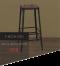 Bar Stool - Starbuck เก้าอี้บาร์สตาร์บัค / เบาะไม้ / ไม่มีพนัก