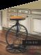 Bar Stool-Wheel  เก้าอี้บาร์ ล้อ