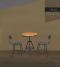 Coffee Set M ( Iron  )