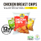 Chicky Shake Chicken Breast Chips High Protein - Mixed Flavour (Set 3)(copy)