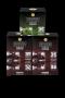อกไก่ผง - มัทฉะชาเขียว (1กล่อง) + ช้อคโกแลตเข้มข้น (2กล่อง)