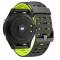 นาฬิกา smart watch fitness รุ่น Mi7 แบบ sport กันน้ำ IP67  วัดหัวใจ ต่อ app บลูทูธ รองรับ 8 โหมด กีฬา