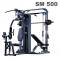 Smith Machine แบบ multi station รุ่น SM500