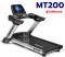 ลู่วิ่งไฟฟ้าสำหรับยิม MT200  5 แรงม้าพีคแบบAC รองรับน้ำหนักได้ 200 กก. เร็วถึง 25 กม/ชม.