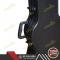 ABS CASE กล่องกีตาร์ไฟฟ้า (ทรงเข้ารูป) รุ่น EC-450 *รุ่นใหม่ ขอบสีดำ*