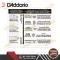 สายกีตาร์เบส D'addario EFX170