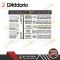 สายกีตาร์โปร่ง D'addario EJ40